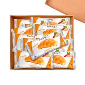 Pack de 30 Croissant FeelingOk Optimize sabor Natural