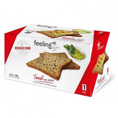 Brinde FeelingOk Start Sementes 160 g