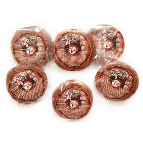 Donut sabor Chocolate Joe and Gerry's Protella 1 unidad
