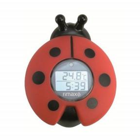 Termômetro Banho Baby Care RB321M Rimax