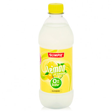 Concentrado de Bebida 0% Açucar sabor Limão de Slimpie 580 ml
