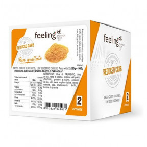 FeelingOk Substitute Bread Crumbs Optimize 500 g