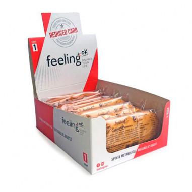 Pack 10 FeelingOk Savoiardo Amandes Start biscuit de 35 g