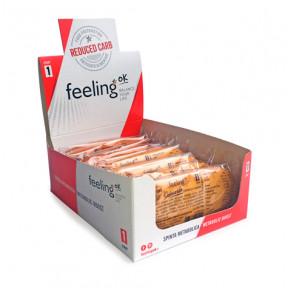 Pack 10 FeelingOk Savoiardo Vanille-Lemon Start biscuit de 35 g