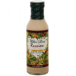 Salsa Rusa Walden Farms 355 ml