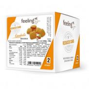 Mini Biscuits FeelingOk Quadrelli Optimize Noisettes 150 g