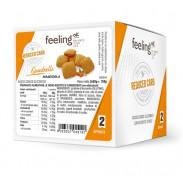 Mini Biscoitos Feelingok Quadrelli Optimize Amêndoas 150 g