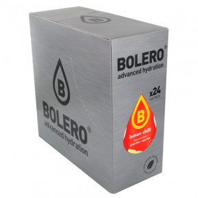 Pack 24 Bolero Drinks Lemon-Chilli - 15% extra deduction no payment