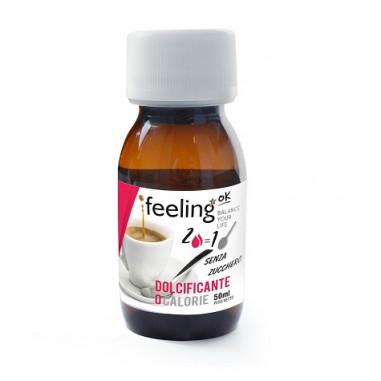 Edulcorante Líquido FeelingOk Sweety Optimize 50 ml