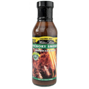 Salsa Barbacoa Hickory Smoked Walden Farms 355 ml