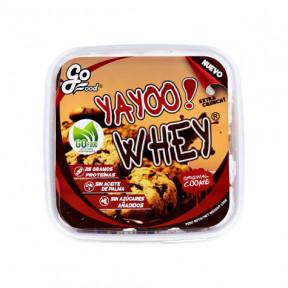 Biscuits Protéiné Yayoo Whey aux Pépites de Chocolat GoFood 150 g