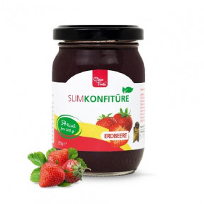 Clean Foods Strawberry Jam 235 g