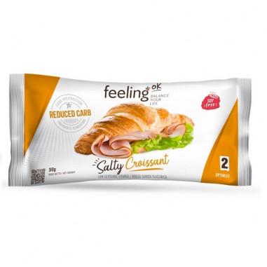 Croissant Salgado FeelingOk Optimize 1 unidade 50 g