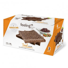 Toasts Saveur Cacao Optimize FeelingOk 160g