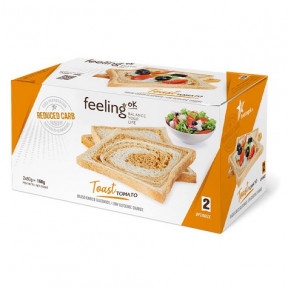 FeelingOk Tomato Optimize Crispy Bread 160 g