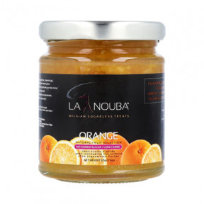 LaNouba Orange Low Carb Jam 215g