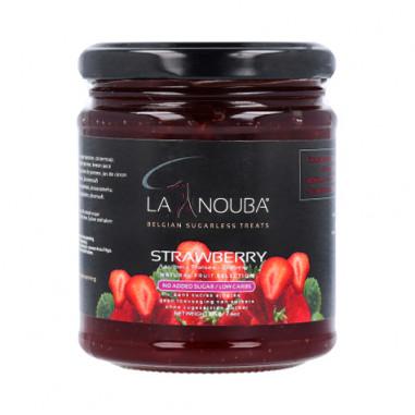 Mermelada baja en carbohidratos de Fresa aNouba 215g