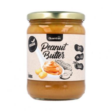 Manteiga de Amendoim Quamtrax 500 g