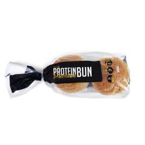 Quamtrax Hamburger Protein Bread 340g (4 unités)