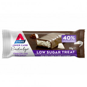 Endulge Bar Chocolate with coconut Flavor Atkins 35 g