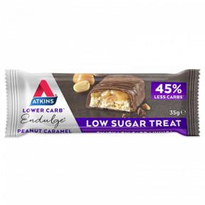 Endulge Bar Peanut Caramel Flavor Atkins 35 g