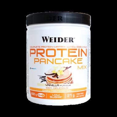 Protein Pancake Mix sabor Vainilla Weider 600 g