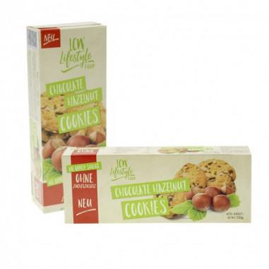 Cookies con avellanas sin azúcar añadido LCW 135g