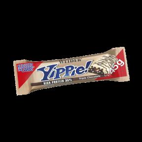 Low Carb Yippie! Barra de Chocolate Triplo Weider 45 g