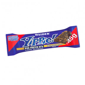 Low Carb Yippie! Bar Chocolate-Lava Weider 45 g