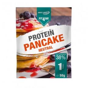Panquecas de Proteína sem adição de açúcar Fit4Day 50g