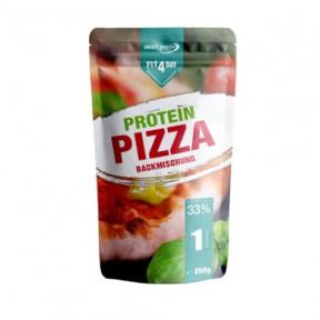Mistura de massa para pizza de proteína Fit4Day 250g
