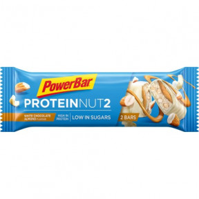 PowerBar Protein Nut2 white chocolate with almonds 45g