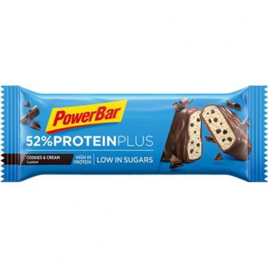 PowerBar Protein Plus bar 52% Galletas con Crema 50g