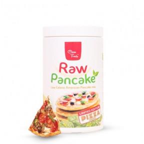 Préparation pour Pancakes Low-Carb Raw Pancake goût Pizza Clean Foods 425 g
