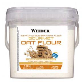 Weider Gourmet Oat Flour Cookie Dough 1,9Kg