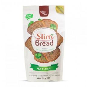 Slim Pão 10 x 50g de Clean Foods