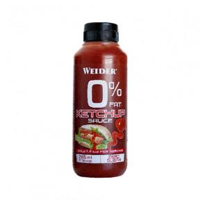Salsa Ketchup 0% Weider 265 ml