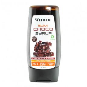 Slim Choco Syrup Weider 350 g