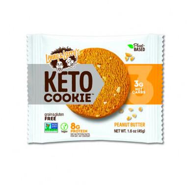Biscuit Keto aux Saveurs de Noix de Coco Lenny & Larry 45 g