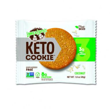 Biscoito Keto com Sabor Chocolate Lenny & Larry 45 g