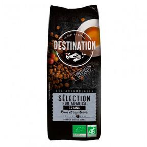 100% Arabica Coffee Bean Selection Bio Destination 250g