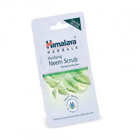 Neem Himalaya Purifying Scrub (sachets) 2 x 6 ml