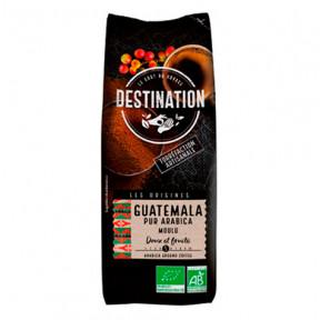 Guatemala Ground Pure Organic Coffee 100% Arabica Destination 250g