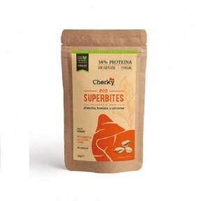 Superbites Organic Crispy Pork Snack with Nuts Cherky 30g
