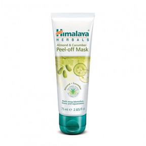 Máscara Peel-Off de pepino e amêndoa do Himalaia 75 ml