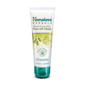 Peel-Off Mask of Cucumber and Almond Himalayan 75 ml
