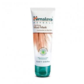 Máscara de Argila Clarificante do Himalaia 75 ml