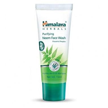 Limpiador Facial Purificante de Nim Himalaya 15 ml