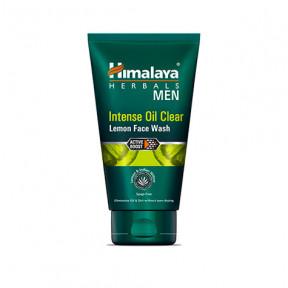 Nettoyant visage au citron pour homme Himalaya 100ml