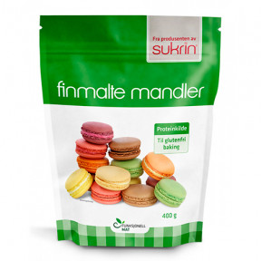 Amandes Fines Moulues Sukrin 400g